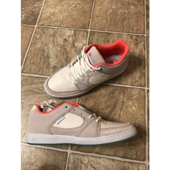 8f545fb6a32b28 eS Accel Slim x DGK Skate Shoes Men s Size 11